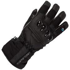 Spada Shadow Waterproof Membrane Motorcycle Gloves Leather & Textile Winter