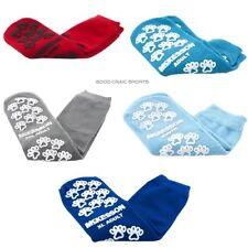 McKesson Slipper Socks - 2 PAIRS - Terries - Skid Resistant Hospital Socks