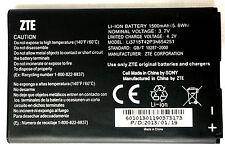 ZTE Li-ion Battery 3.7V Typ 7500mAh 5. 6Wh Li3715T42P3h654251 GB/T 18287-2000