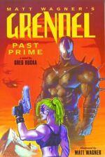 NEW Grendel: Past Prime by Greg Rucka