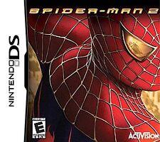 Spider-Man 2 (Nintendo DS) DS Lite Dsi xl 2ds 3ds XL  spiderman