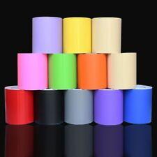 Self Adhesive Wall Skirting Border Vinyl Wallpaper Waterproof Decor Solid Colors