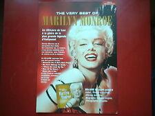 "MARILYN MONROE - PLAN MEDIA / PRESS KIT ""THE VERY BEST OF"""
