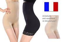 GAINE VENTRE PLAT DENTELLE PANTHY FEMME CORSET AMINCISSANT Panty Butt Lifter