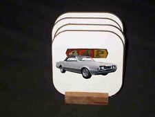 NEW Olds Cutlass 442 Hard Coaster Sets!