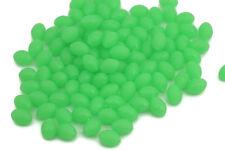 30Pcs Fishing Luminous Glow Beads for Deep Sea Fishing Hook Rig Lures 6*8mm