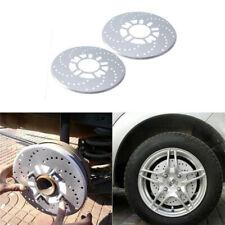 Aluminium Auto Disc Brake Rotor Trim Decor Cover Retrofit Car Auto Accessories
