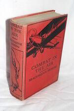 Combat in the Air, Bracebridge Heming, 1920's, RAF Aircraft Novel for Children
