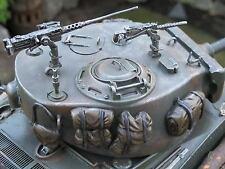 Tasche Plane Deko Zubehör für US Sherman Tank Ladegut f RC Panzer Tamyia HL 1/16