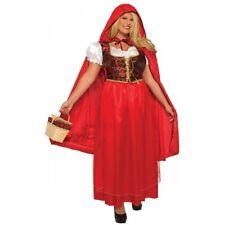 Red Riding Hood Costume Halloween Fancy Dress