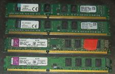 2GB 4GB 8GB 16GB KINGSTON DDR3 1333MHz Dimm pol.240 PC3-10600U PC RAM LOW