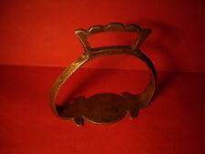 Etrier de collection en Bronze , Rajasthan ,  Inde  , N° 20