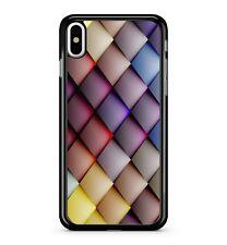 Elegant Exquisite Sleek Colourful Velvet Cushion Pattern 2D Phone Case Cover