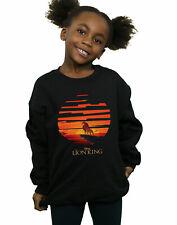 Disney Girls The Lion King Mufasa Sunset Sweatshirt