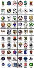 Insignia Pin/Fútbol Georgia (parte 2)