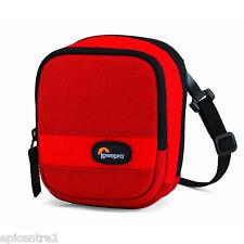 LOWEPRO SPECTRUM 30 CAMERA MP3 PHONE CASE RED