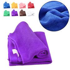 1/2Pcs Multicolor Soft Microfiber Car Kitchen Cleaning Wash Cloth Hand Towel
