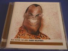 Harry Belafonte RCA Victor 100 anos BMG CD 2001 RAR NUOVO
