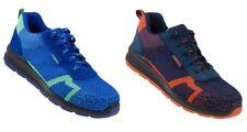 Sportif Chaussures de Travail 231S1 232S1 Bleu Orange Sécurité Embout en Acier