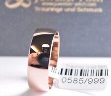 1 Trauring Ehering Hochzeitsring Gold 333 - Breite 6mm - Sonderangebot - Rotgold
