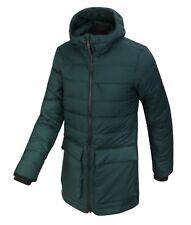 7dd6d45eee4 Adidas Men Climaheat Icezeit Goose Padded Jacket Winter Green Parka Coat  BS0995