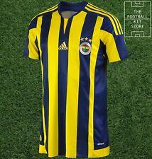 Fenerbahce Home Shirt - Mens - adidas Turkish Football Jersey - All Sizes