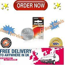 Energizer 377 Batería de 376 Pilas De Reloj óxido de plata AG4 G4 comprar más pagar menos!