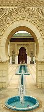 Sticker door cupboard Fountain oriental 90x240 ref 405
