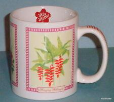 Coffee Mug Hilo Hattie Hawaiian Flora Hawaii Tropical Flowers Hibiscus 2005