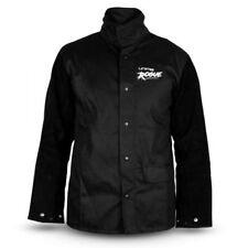 Unimig ROGUE Proban Welding Jacket with Leather Sleeves