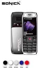 SONICA M1 Telefono Cellulare Dual SIM Card 2 FOTOCAMERA BLUETOOTH MINI kenxinda