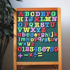 1 Set Letters Numbers Kids Alphabet Fridge Magnet Child Educational Toy Surprise