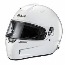 Sparco Car Racing/Race/Track Air Pro RF-5w Fibreglass Shell Crash Helmet/Lid