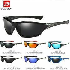 DUBERY Men's Polarized Sunglasses Outdoor Sport Driving Fishing Glasses Eyewear