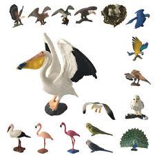 Simulation Miniature Animals Birds Model Figurine Statue Scupltue Toy