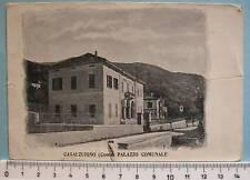 cartolina Lombardia - Casalzuigno Comune - Como V953