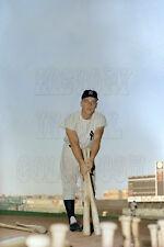 Roger Maris Baseball AL MVP Gold Glove New York Yankees color photo R0002