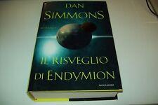DAN SIMMONS-IL RISVEGLIO DI ENDYMION-MONDADORI-PRIMA EDIZIONE 1999