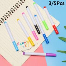 Plastic Painting Graffiti Liquid Chalk Whiteboard Pen Erasable Markers Mark Pen