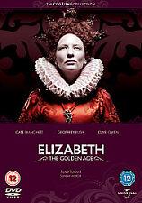Elizabeth - The Golden Age (DVD, 2011)