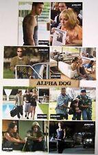 ALPHA DOG - Timberlake - Willis - Set of 8 FRENCH LC