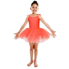 justaucorps danse show costume Lucy blanc ballet robe tutu 4yrs-dames 10-12