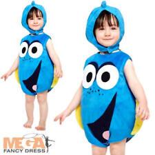 Ricerca Pesce Dory 3-24 mesi Bambino Costume Costume Da Animale Disney Neonato