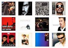 Miniature 1/12 non jouable-LP. Record Album-George Michael-WHAM-divers