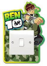 Ben 10 Light Switch Vinyl Sticker Surround