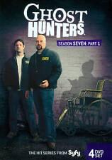 Ghost Hunters: Season Seven, Part 1 (DVD, 2012, 4-Disc Set) - ACCEPTABLE