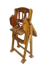 Mason Taylor Adjustable/Hi Lo High Chair (Acacia) V59-014