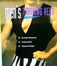 Neoprene Men's Training Body Building Vest Gym Vest ( Size-Xxl )