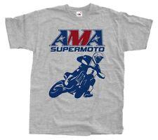 BIANCO PICCOLO T-shirt a maniche corte 3401-06 Moto MotoGP Kevin CAL 34 NUOVO