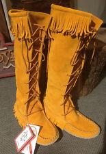 Mocassin indien Huron Femme fabriqué au Canada
